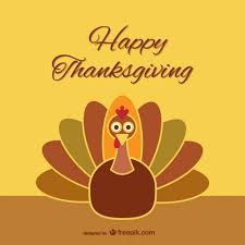 Free Happy Thanksgiving Image Thanksgiving Turkey Cartoon Vector Free Download