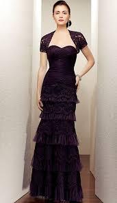 alyce jean de lys 29556 gala dress with bolero french novelty