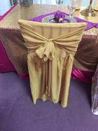 chiffon chair sash burlap lace chair sash party corporate events college wedding