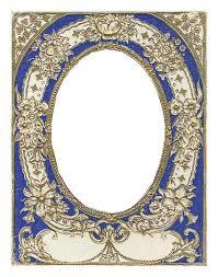 photo frame cards vintage frame cards and labels for free worldlabel
