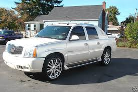 cadillac 2004 escalade 2004 cadillac escalade ext photos and wallpapers trueautosite