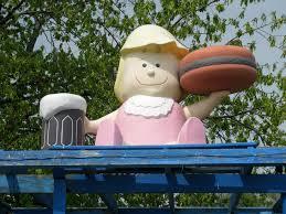 eccentric roadside i u0027ll have four burgers a large sky and a