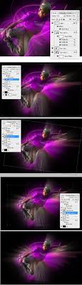 badlen design create a glowing wallpaper in photoshop webdesigner depot