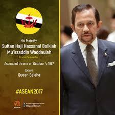 sultan hassanal bolkiah rappler on twitter