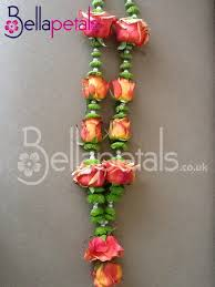 indian wedding flower garlands bellapetals co uk funeral garlands crafts