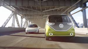 volkswagen plans to surpass tesla with i d family of electric