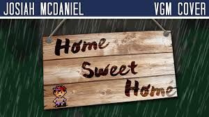 earthbound home sweet home lyric cover by josiah everhart