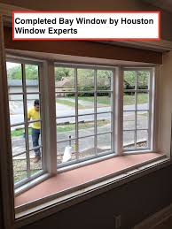 replacing a bay window in houston houston window experts houston