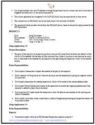 Science Resume Examples by International Standard Resume Sample For All Job Seekers