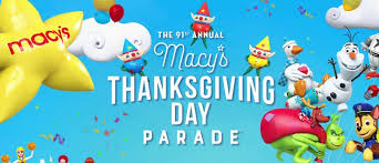 macy s thanksgiving day parade live 2017