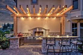 outdoor lighting lighting for outdoor kitchen led lights for