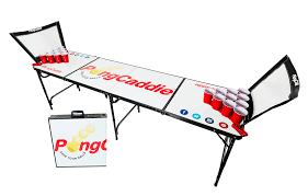 how long is a beer pong table pongcaddie beer pong nets tables beer pong gifts
