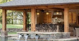 Cabana Pool House Pool Sheds And Cabanas Oakville By Shademaster Landscaping