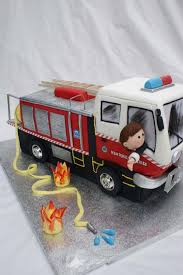 fire engine wedding cake by verusca on deviantart