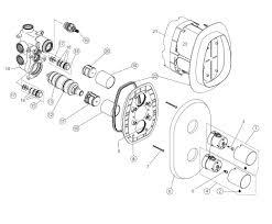 ideal standard boost shower mixer built in chrome kit shower ideal standard ideal standard boost shower mixer built in chrome amp kit shower valve shower spares