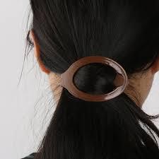 barrette hair 1 pc fashion soft plastic barrette hair new design hair updo