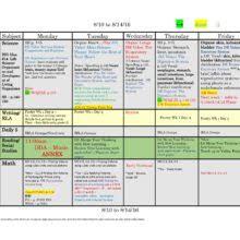 common core standards u2013 tutor and teacher templates