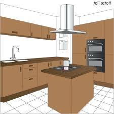 hotte de cuisine ilot hotte aspirante d angle cuisine installer une hotte dans un angle
