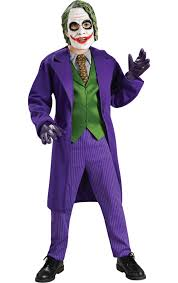 kids halloween costumes jokers masquerade