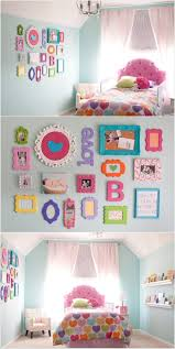 kid room decorating ideas pastel green and pink bedroom