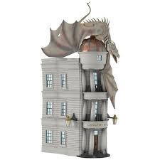 harry potter gringotts wizarding bank ornament keepsake