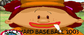 Kenny Backyard Baseball Keisha Is Always Right Backyard Baseball 2003 Youtube