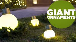lighted outdoor ornaments hgtv
