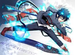 blue exorcist blue exorcist rin okumura walldevil