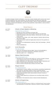 Public Relations Resumes Pr Resume Examples Relations Executive Resume Example Pr Manager