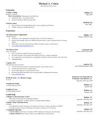 Customer Service Template Resume Resume Template For Customer Service Inside 89 Excellent Word