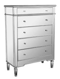 Mirror Chest Of Drawers Fra2011 I Furniture Import U0026 Export Inc