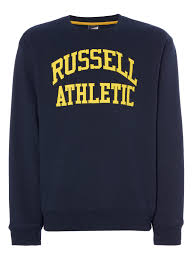 russell athletic online exclusive russell athletic navy sweatshirt