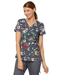 14 best s scrub tops images on scrub tops