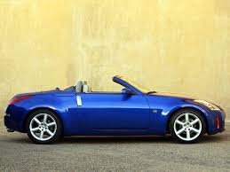 convertible nissan 350z nissan 350z roadster 2004 picture 15 of 42