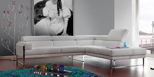 calia italia canapé en cuir canapé modulable contemporain en cuir 4 places romeo