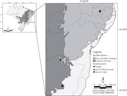 ant diversity in brazilian tropical dry forests across multiple