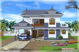 green home design plans kerala style houses designs homes floor plans