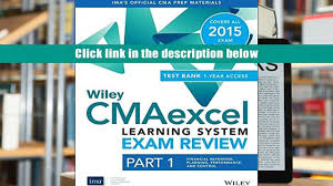 best afoqt study guide pdf wiley cmaexcel learning system exam review 2015 test bank