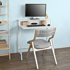 bureau secr騁aire informatique sobuy bureau informatique secrétaire table conception simple cadre