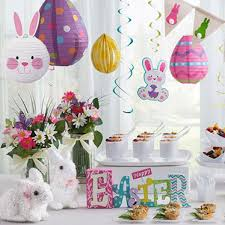 Easter Decorations Pics by Easter Party Supplies Woodies Party