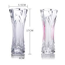 Small Vases Wholesale Transparent Cheap Small Vases Supplier