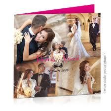 montage mariage remerciement carte mariage studio postscriptum