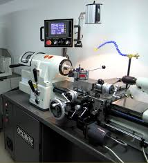 cyclematic lathe