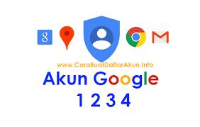 buat akun google bru cara buat akun google baru 1 2 3 4 gambar via hp gmail