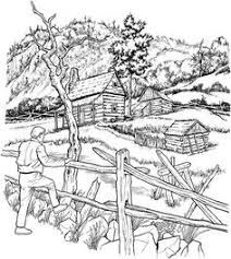 free printable coloring pages for adults landscapes landscape coloring pages for adults adult coloring pages printable