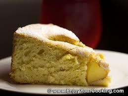 sponge cake with apples recipe my homemade food recipes u0026 tips