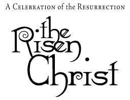 he is risen clip art black and white u2013 happy easter 2017