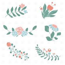 cute flower clipart free collection