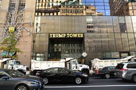 Trump Tower Ny The Nypd Is Building That Wall U2014 Around Trump Tower