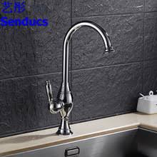Gold Kitchen Faucet by Popular Black Gold Kitchen Faucet Buy Cheap Black Gold Kitchen